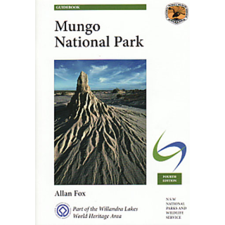 Mungo National Park Guidebook 9780980750102
