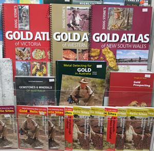 Map Centre Parramatta - Gold & Metal Detecting