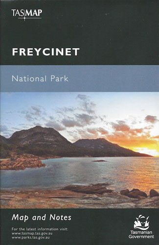 Freycinet National Park Tasmap 9318923008371