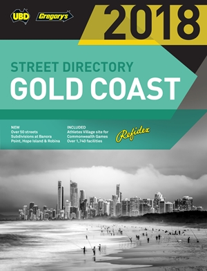Gold coast street map pdf
